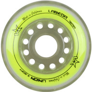 Labeda Hockey Wheel Union X-Soft Yellow 72mm