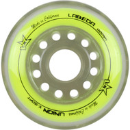 Labeda Hockey Wheel Union X-Soft Yellow 80mm