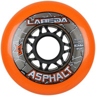 Labeda Hockey Wheel Asphalt Gripper 85A Orange 80mm