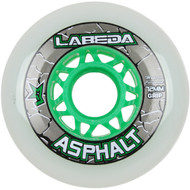 Labeda Hockey Wheel Asphalt Gripper 83A White 72mm