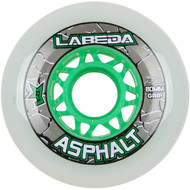 Labeda Hockey Wheel Asphalt Gripper 83A White 80mm