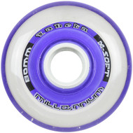 Labeda Hockey Wheel Millennium Gripper X-Soft Purple 80mm