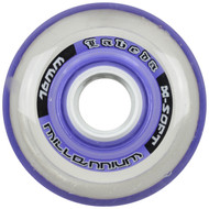 Labeda Hockey Wheel Millennium Gripper X-Soft Purple 76mm