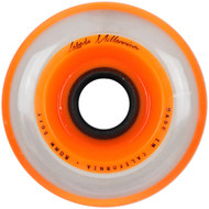 Labeda Hockey Wheel Millennium Gripper Soft Orange 80mm