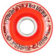 Labeda Hockey Wheel Dynasty 3 X-Soft Pink 72mm