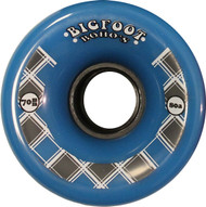 Bigfoot Wheel - 70mm 80a Boho's Blue