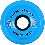 Bigfoot Wheel - 70mm 81a Stalkers Blue