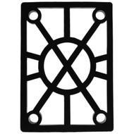 H-Block Riser Pad (Individual) - Angled Hard Plastic
