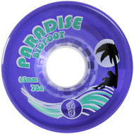 Bigfoot Wheel - 65mm 78a Islanders Purple
