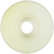 Quad Skate Wheel House White Yellowed 58mm x 32mm 99a