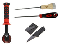 Black Diamond Grip Application Kit - Pro (Roller/File/Awl/Cutter)