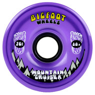 Bigfoot Wheel - 76mm 80a Mountain Cruisers Translucent Purple