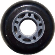 Inline Wheel - Black 68mm 82a