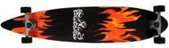 Krown - Pin Tail Red Flame