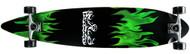 Krown - Pin Tail Green Flame