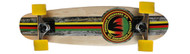 "Paradise Barking Rasta Cruiser W/ Destructo Trucks 7"" X 28"""