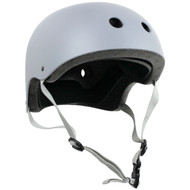 Krown Adult Solid Helmet OSFA Gray