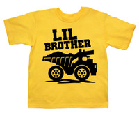 Lil Little Brother Dump truck