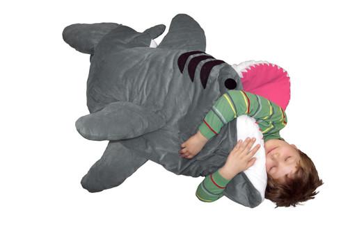 New Chumbuddy 3 Jr Great White Shark Sleeping Bag Edition
