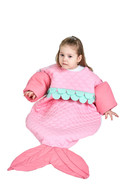 Baby Mermaid Sleeping Bag