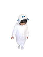 Animal Style Baby Yeti Suit