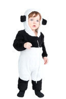 Animal Style Baby Panda Suit