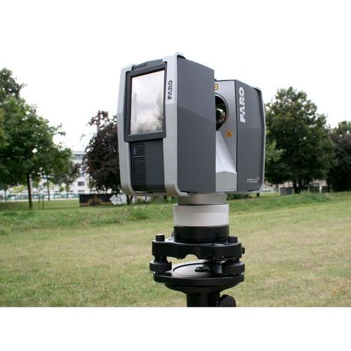Rotatable Tribrach Adapter for FARO Focus3D and Trimble TX5
