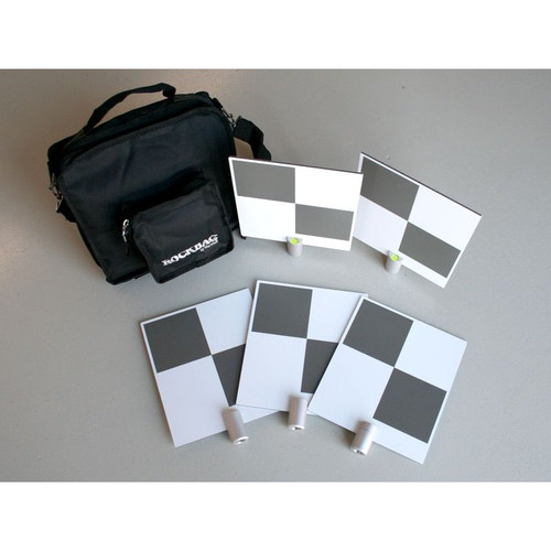 Set of Small Laser Scanning Target Plates