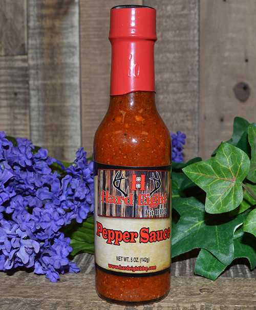Hard Eight Pepper Sauce