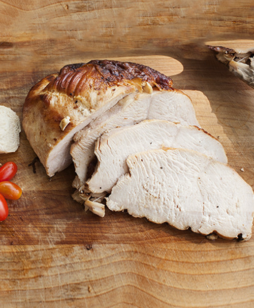 Mesquite Smoked Turkey Breast