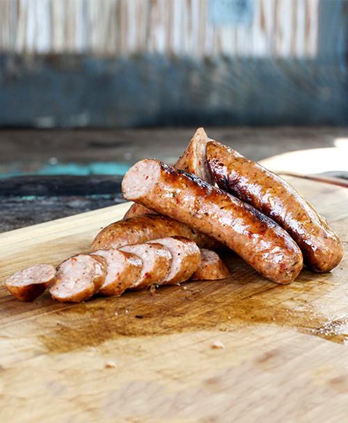 Boudin Style Sausage