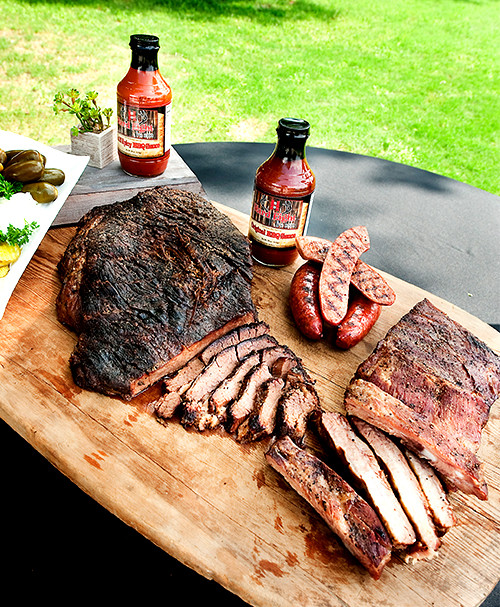 Large BBQ Combo Pack