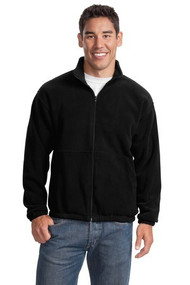 R-Tek Fleece Full-Zip Jacket