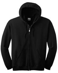 Full Zip Hooded Sweatshirt 10