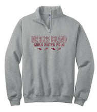 Girls Water Polo 1/4 Zip