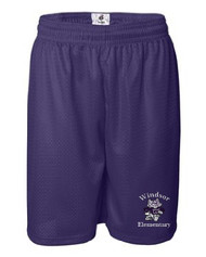 WPTO-7209 Adult 9'' Mesh Inseam Shorts