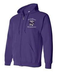 WPTO-18600 Hooded Sweatshirt