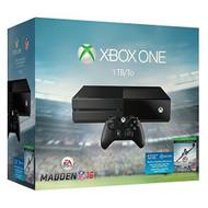 Xbox One 1TB Console Madden NFL 16 Bundle - ZZ672838