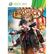 Bioshock Infinite For Xbox 360 With Manual and Case - EE672897