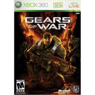 Gears Of War For Xbox 360 With Manual And Case - EE672908