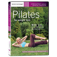 Pilates Complete For Weight Loss On DVD With Karen Garcia Exercise - EE673020