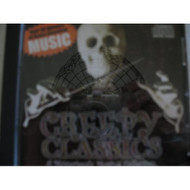 Creepy Classics By Various On Audio CD Album - EE673041