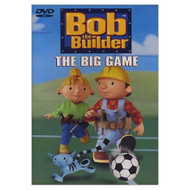 Bob The Builder The Big Game By Keith Chapman Writer On DVD with Rob - EE673067