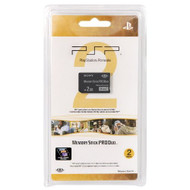 Sony PSP Memory Stick Pro Duo 2GB - ZZ673174