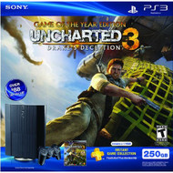 Sony PlayStation PS3 250 GB Uncharted 3 - ZZ673205