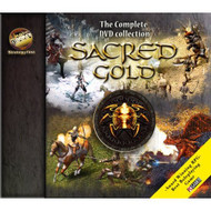 Sacred Gold The Complete DVD Collection PC Software - EE673323