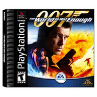 007 The World Is Not Enough Ps For PlayStation 1 PS1 With Manual And - EE673376