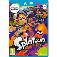Splatoon By Nintendo With Manual And Case - ZZ673419
