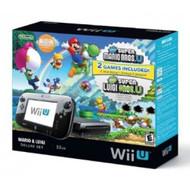 Nintendo 32GB Wii U Console Black Deluxe - ZZ673439