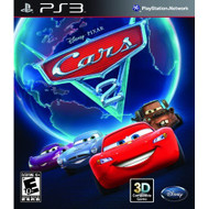 Cars 2: The Video Game For PlayStation 3 PS3 Disney Flight - EE673617